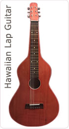 Hawaiian Steel Lap Guitar